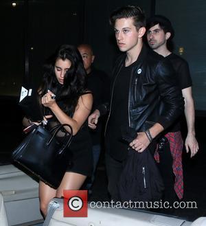Lauren Jaurequi and Noah Bernadout - Fifth Harmony singer Lauren Jauregui and her supposed boyfriend Noah Benardout, of boy band...