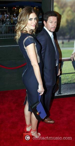 Rhea Durham and Mark Wahlberg - New York premiere of 'Ted 2' at the Ziegfeld Theater - Red Carpet Arrivals...