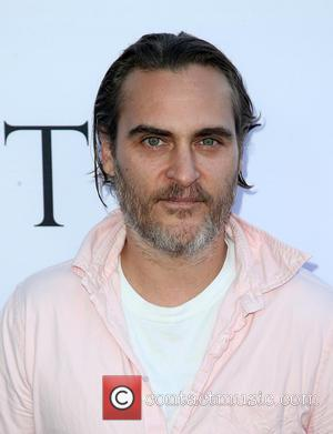 Joaquin Phoenix - World Premiere of 'Unity' at DGA Theater - Arrivals at DGA Theater - Los Angeles, California, United...