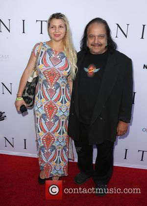 Ron Jeremy and Guest - World Premiere of 'Unity' at DGA Theater - Arrivals at DGA Theater - Los Angeles,...
