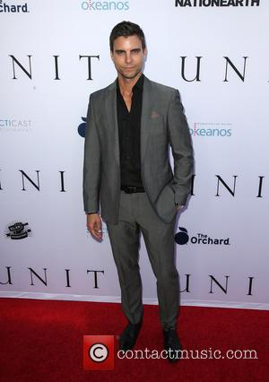 Colin Egglesfield - World Premiere of 'Unity' at DGA Theater - Arrivals at DGA Theater - Los Angeles, California, United...