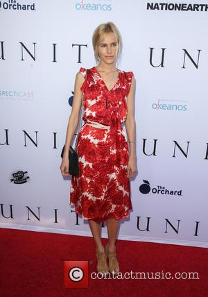 Isabel Lucas - World Premiere of 'Unity' at DGA Theater - Arrivals at DGA Theater - Los Angeles, California, United...