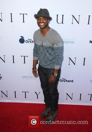 Larenz Tate - World Premiere of 'Unity' at DGA Theater - Arrivals at DGA Theater - Los Angeles, California, United...