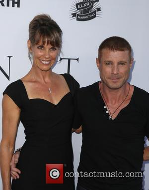 Alexandra Paul and Guest
