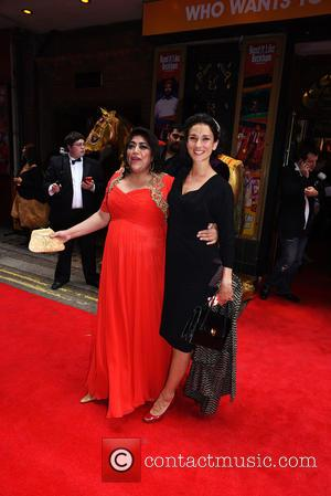 Indira Varma - The Bend It Like Beckham The Musical Press Night - London, United Kingdom - Wednesday 24th June...