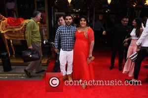 Naughty Boy and Gurinder Chadha