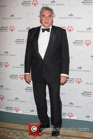 Jim Carter - Downton Abbey gala dinner for Special Olympics GB held at the Landmark Hotel. - London, United Kingdom...