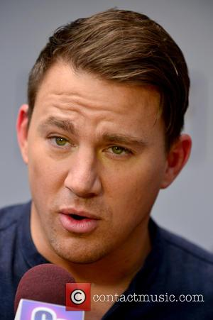 Channing Tatum - Magic Mike XXL cast honored with stars on the official Miami Walk Of Fame at Bayside Marketplace,...