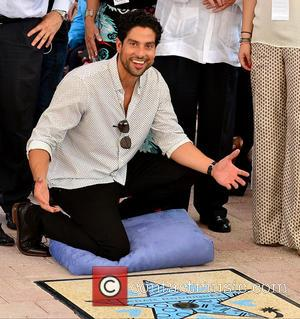 Adam Rodriguez - Magic Mike XXL cast honored with stars on the official Miami Walk Of Fame at Bayside Marketplace,...