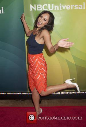 Cheryl Burke - NBCUniversal's 2015 Summer Press Day at The Langham Huntington Hotel and Spa - Arrivals at Four Seasons...