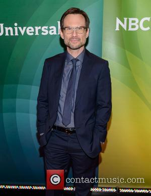 Christian Slater - NBCUniversal NY Summer Press Day at the Four Seasons Hotel - New York, New York, United States...