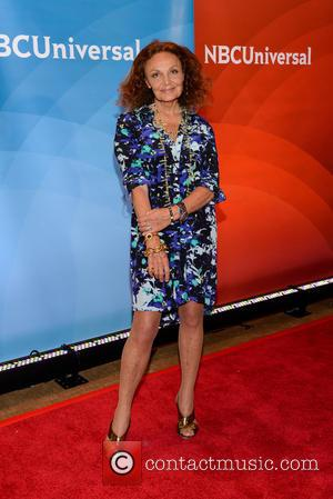 Diane Von Furstenberg - NBCUniversal Summer Press Day at the Four Seasons Hotel - New York, New York, United States...