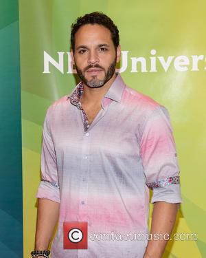 Daniel Sunjata - NBCUniversal Summer Press Day 2015 at the Four Seasons Hotel - New York, New York, United States...