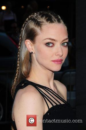 Amanda Seyfried - New York premiere of 'Ted 2' at the Ziegfeld Theater - Red Carpet Arrivals at Ziegfeld Theater...