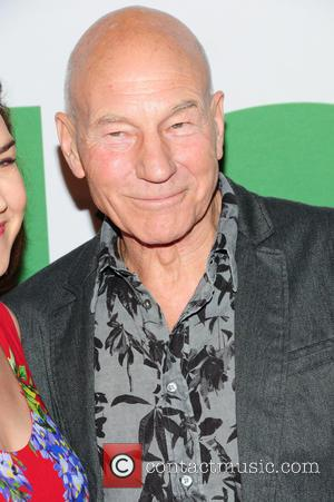 Patrick Stewart - New York premiere of 'Ted 2' at the Ziegfeld Theater - Red Carpet Arrivals at Ziegfeld Theater...