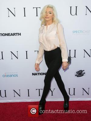 Courtney Stodden - World Premiere screening for documentary 'Unity' at Director's Guild of America - Arrivals at Director's Guild of...