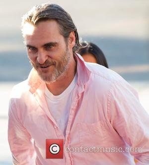 Joaquin Phoenix - World Premiere screening for documentary 'Unity' at Director's Guild of America - Arrivals at Director's Guild of...