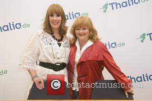Phyllis Logan and Lesley Nicol