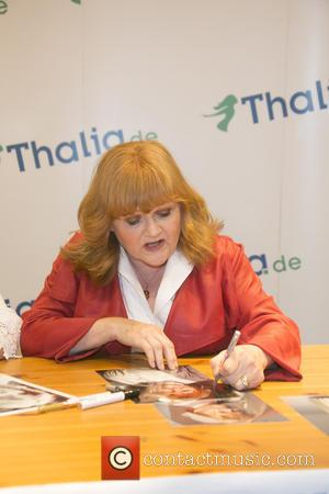 Lesley Nicol - 'Downton Abbey' stars autograph session at Thalia bookshop - Hamburg, Germany - Thursday 25th June 2015