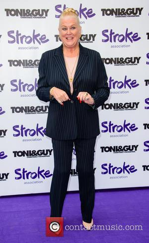 Kim Woodburn - Life After Stroke Awards 2015 held at the Rosewood Hotel - Arrivals - London, United Kingdom -...