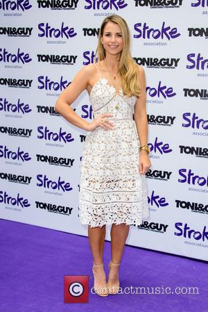 Vogue Williams - Life After Stroke Awards 2015 held at the Rosewood Hotel - Arrivals - London, United Kingdom -...