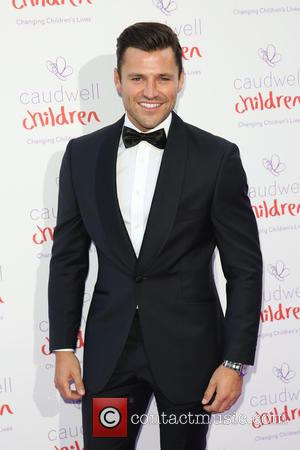 Mark Wright - Caudwell Children's Butterfly Ball 2015 - Arrivals - London, United Kingdom - Thursday 25th June 2015
