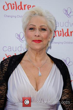Denise Welch - Butterfly Ball 2015 at the Grosvenor House Hotel - Arrivals at Grosvenor House - London, United Kingdom...