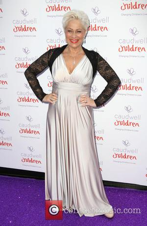 Denise Welch - Caudwell Children's Butterfly Ball - Arrivals - London, United Kingdom - Thursday 25th June 2015
