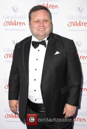 Paul Potts - Caudwell Children's Butterfly Ball - Arrivals - London, United Kingdom - Thursday 25th June 2015
