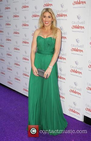 Hofit Golan - Caudwell Children's Butterfly Ball - Arrivals - London, United Kingdom - Thursday 25th June 2015