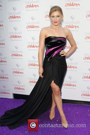 Camilla Kerslake - Caudwell Children's Butterfly Ball 2015 - Arrivals at Grosvenor Hotel Park Lane - London, United Kingdom -...