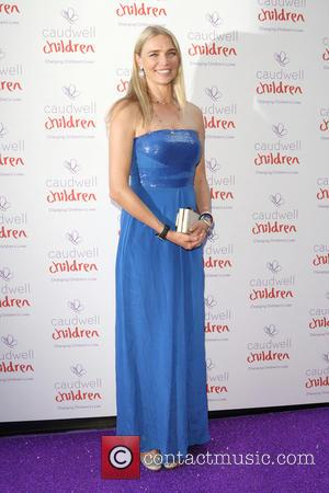 Jodie Kidd - Caudwell Children's Butterfly Ball 2015 - Arrivals at Grosvenor Hotel Park Lane - London, United Kingdom -...