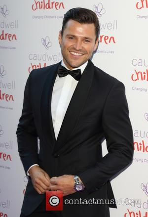 Mark Wright - Caudwell Children's Butterfly Ball 2015 - Arrivals at Grosvenor Hotel Park Lane - London, United Kingdom -...