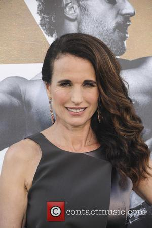 Andie MacDowell - Premiere of Warner Bros. Pictures' 'Magic Mike XXL' at the TCL Chinese Theatre IMAX in Hollywood -...