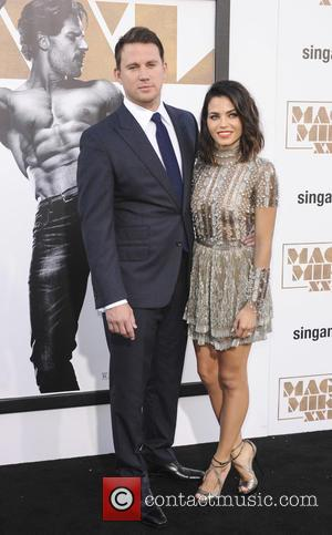 Channing Tatum and Jenna Dewan Tatum - Premiere of Warner Bros. Pictures' 'Magic Mike XXL' at the TCL Chinese Theatre...