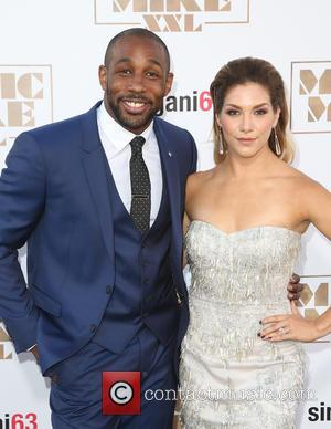 Stephen 'twitch' Boss and Allison Holker