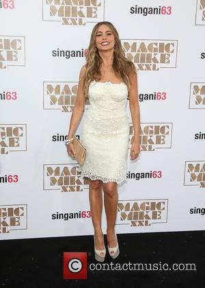 Sofía Vergara - Los Angeles World Premiere of Warner Bros. Pictures 'Magic Mike XXL' at TCL Chinese Theatre - Arrivals...