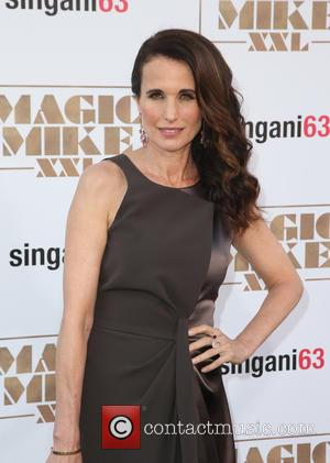 Andie MacDowell - Los Angeles World Premiere of Warner Bros. Pictures 'Magic Mike XXL' at TCL Chinese Theatre - Arrivals...