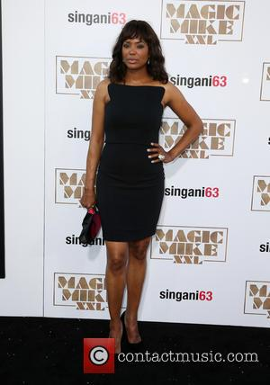 Aisha Tyler - Los Angeles World Premiere of Warner Bros. Pictures 'Magic Mike XXL' at TCL Chinese Theatre - Arrivals...