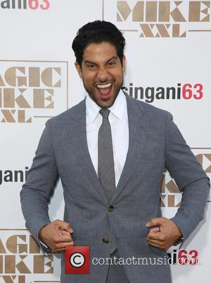 Adam Rodriguez - Los Angeles World Premiere of Warner Bros. Pictures 'Magic Mike XXL' at TCL Chinese Theatre - Arrivals...