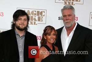 Kevin Nash, Tamara Nash and Guest
