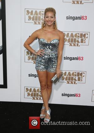 Amy Paffrath - Los Angeles World Premiere of Warner Bros. Pictures 'Magic Mike XXL' at TCL Chinese Theatre - Arrivals...