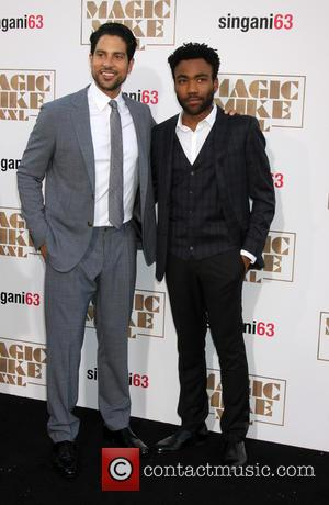Adam Rodriguez and Donald Glover