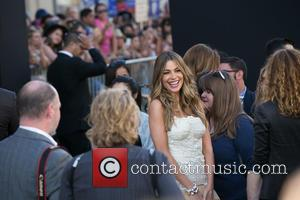 Sofia Vergara - Los Angeles World Premiere of Warner Bros. Pictures 'Magic Mike XXL' at TCL Chinese Theatre - Arrivals...