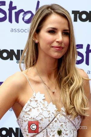 Vogue Williams - Life After Stroke Awards 2015 held at Rosewood London - Arrivals at Rosewood London - London, United...