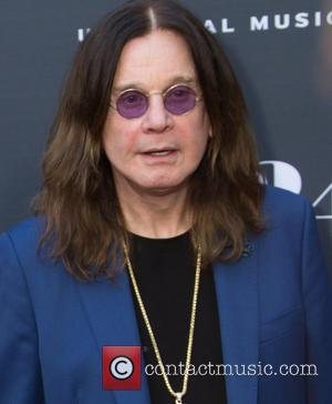 Ozzy Osbourne - US premiere of 'Amy' in Hollywood at Arclight Hollywood - Los Angeles, California, United States - Friday...