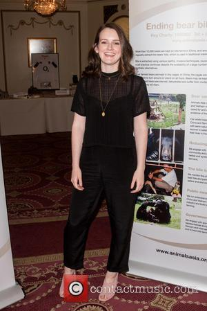 Sophie McShera - Photo Call for Downton Abbey cast members supporting charity night at the Plaisterers Hall in aid of...