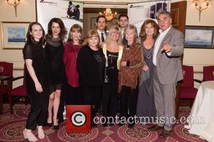 Jim Carter, Phyllis Logan, Rob James-Collier, Raquel Cassidy, Sophie McShera, Michael Fox, Peter Egan and Lesley Nicol