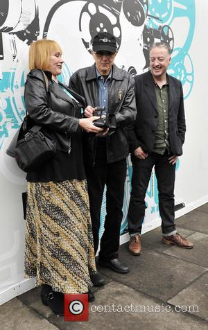 Rita Taggart, Seamus Mcgarvey and Haskell Wexler