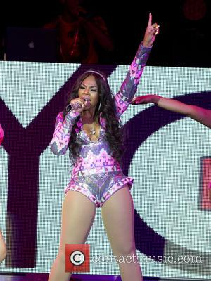 Ashanti - NYC Pride Rally 2015 featuring Ashanti - New York, New York, United States - Friday 26th June 2015